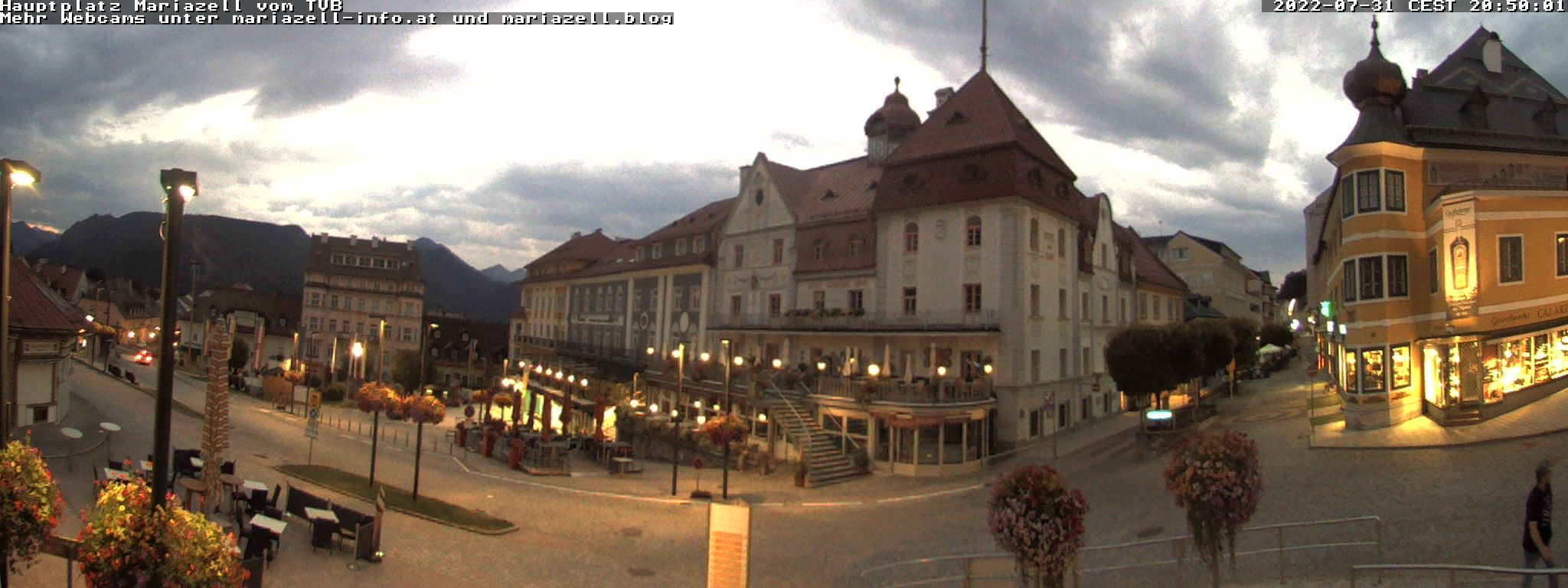 Mariazell Webcam - © Mariazellerland Blog
