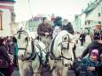 Pferdekutschenfahrten - 2. Adventsonntag beim Mariazeller Advent 2015