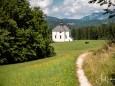 Ungefähr hier gehts rechts rein in den Wald   kalvarienberge-im-mariazellerland-1229