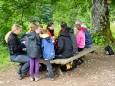 7 Punkte Weg - Tageswanderung über sanftes Almengebiet - Rast in Schöneben