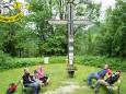 7 Punkte Weg - Tageswanderung über sanftes Almengebiet - Pilgerkreuz