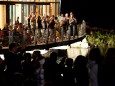 Tolle Stimmung im Publikum - THE REAL ABBA tribute bei der Bergwelle in Mariazell