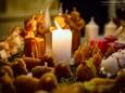 Engerlkerzen, Schäfchenkerzen uvm. bei Weihnachtsallerlei - Hüttenstand Nr. 45 - Mariazeller Advent 2013