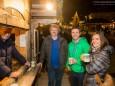 Für den guten Zweck Lionshütte - 15. Mariazeller Advent - Offizielle Eröffnung durch Bundespräsident Dr. Heinz Fischer am 28.11.2014