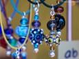 Selbstgemachter Glasschmuck -  Mariazeller Advent 2012