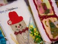 Weihnachtskarten mit handgeschöpften Papier - Mariazeller Advent 2012