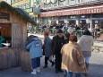 Advent in Mariazell 2011 - 1. Adventwochenende - Punschhütten und Sonnenterrasse