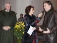 Petra Rudolf interviewt LH  Franz Voves, Foto: Landespressedienst Markus Gruber