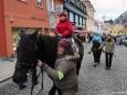 Ponyreiten für Kinder beim Mariazeller Advent