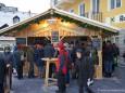 Blunzengröstl - Adventhütten beim Mariazeller Advent 2012