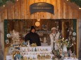 Handarbeit aus Mariazell - Adventhütten beim Mariazeller Advent 2012