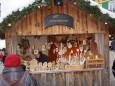 Holzkunsthandwerk - Adventhütten beim Mariazeller Advent 2012