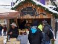 Käsehütte - Adventhütten beim Mariazeller Advent 2012