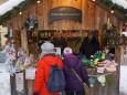 Mariazeller Handwerkskunst - Adventhütten beim Mariazeller Advent 2012