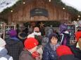 Süsse Waffeln - Adventhütten beim Mariazeller Advent 2012