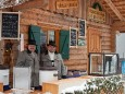 Süsse Stub'n Adventhütte - Angebot  beim Mariazeller Advent 2011