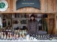 Honig Neber Adventhütte - Angebot  beim Mariazeller Advent 2011