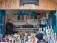 Glaskunst und Sonnentor Adventhütte - Angebot  beim Mariazeller Advent 2011