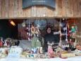 Bastelzauber Adventhütte - Angebot  beim Mariazeller Advent 2011