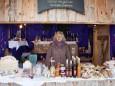 Lavendelzauber Adventhütte - Angebot  beim Mariazeller Advent 2011