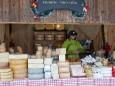 Käsespezialitäten Maria Taferl Adventhütte - Angebot  beim Mariazeller Advent 2011
