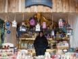 Himmlische Düfte Adventhütte - Angebot  beim Mariazeller Advent 2011