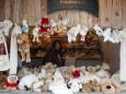 Teddybären Adventhütte - Angebot  beim Mariazeller Advent 2011