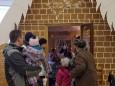 Lebkuchenhaus-Engerlpostamt - Angebot  beim Mariazeller Advent 2011