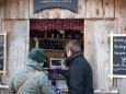 Marillenpunsch Adventhütte - Angebot  beim Mariazeller Advent 2011