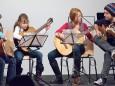 Martin Pollerus, Sarah Leichtfried, Lisa Stolz - Adventkonzert Musikschule Mariazell 2011 im Volksheim Gußwerk