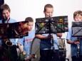 Kiddyband - Adventkonzert Musikschule Mariazell 2011 im Volksheim Gußwerk