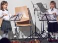 Lena Salici, Dorothea Lövei - Adventkonzert Musikschule Mariazell 2011 im Volksheim Gußwerk