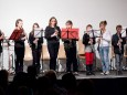Klarinettenchor - Adventkonzert Musikschule Mariazell 2011 im Volksheim Gußwerk