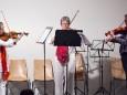 Bacchine König, Hemma Führing, Lois Karner - Adventkonzert Musikschule Mariazell 2011 im Volksheim Gußwerk