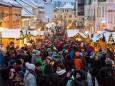 Mariazeller Advent 2015 & Fotos der Adventkranzweihe
