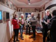 Adventlesung im Heimathaus - Elfriede Rohringer -  8. 12. 2016. Foto: Franz-Peter Stadler