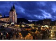 Mariazell-Advent-2011-Eroeffnung-Stern