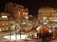 Mariazeller Hauptplatz Advent Panorama 2008