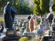 Allerheiligen Friedhof Mariazell 2009