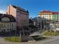 Hauptplatz Mariazell Adventvorbereitungen 15.11.09