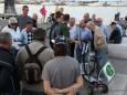 Nur mit Strom nach Rom - Chioggia