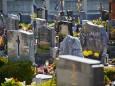 Friedhof in Mariazell zu Allerheiligen/Allerseelen 2009
