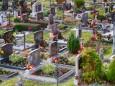 Friedhof in Mariazell - Allerheiligen im Mariazellerland - 1. November 2014