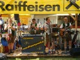 Die Flotten 4 beim Almkirtag auf der Seebergalm (18.8.2013)