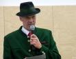 Alte Gerberei Mitterbach Eröffnung - Peter Grössbacher führte durchs Programm