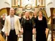 American Youth Harp Ensemble in der Basilika Mariazell