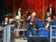 Andy Lee Lang & Bigband Bergwelle am 28.7.2017. Foto: Josef Kuss