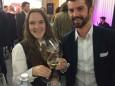 Falstaff Young Talents Cup Gewinnerin Anna-Sophie Schweiger mit der Koch-Crème de la Crème