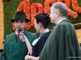 Kathi Wenusch interviewt Bürgermeister Siegfried Nagl