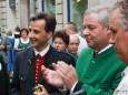 Grazer Bürgermeister Nagl und LH-Stellvertreter Schützenhöfer